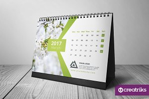 Desk Calendar 2017 - v14