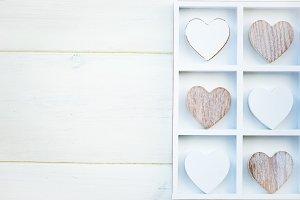 Happy Valentines Day Concept