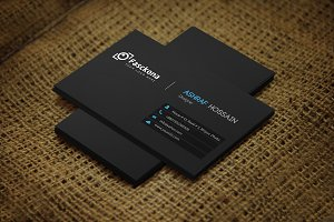 Bliko Business Card Template