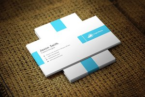 Bonio Business Card Template