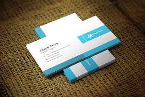 Bonoo Business Card Template