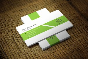 Calio Business Card Template