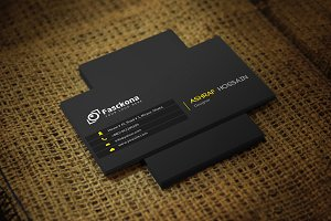 Dimon Business Card Template