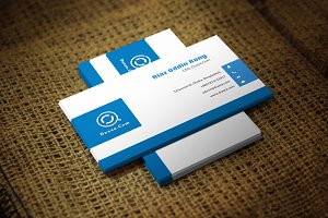 Dipli Business Card Template