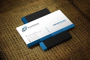 Fabio Business Card Template