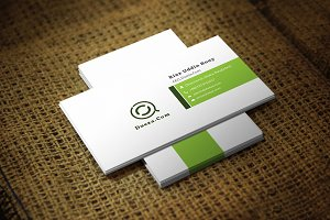 Hanva Business Card Template