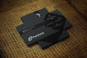 Kalio Business Card Template
