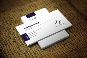 Lunio Business Card Template