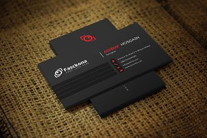 Mandio Business Card Template