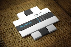 Mupin Business Card Template