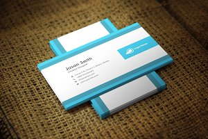 Paneo Business Card Template