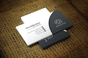 Rivon Business Card Template