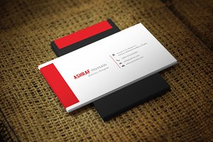 Rodala Business Card Template