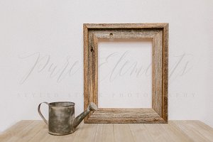 Styled Stock Photo - Frame Mockup