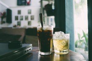 Coffee SaiGon style