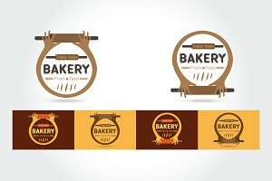 Logo inspiration for bakery