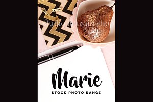 Styled Stock Photo - Marie 4
