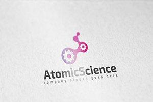 AtomicScience Logo