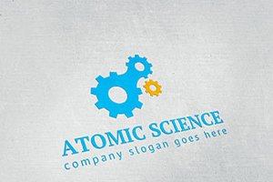Atomic Science Logo