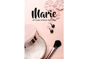 Styled Stock Photo - Marie 6