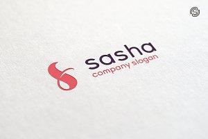 Sasha - Letter S logo Template