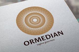 Ormedian (Letter O) Logo