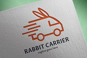 Rabbit Carrier Logo
