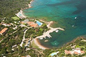 Small hotel near the sea