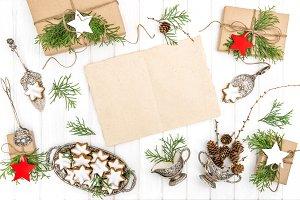 Christmas cookies Paper JPG