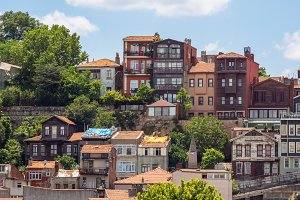 Istanbul cityscape with buildings of different height, outdoor Turkey landscape