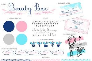 Branding & Identity Logo Kit