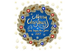 6 Merry Christmas And Happy New Year