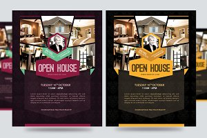 Open House Promotion Flyer V1