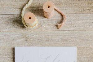 Styled Card Mockup