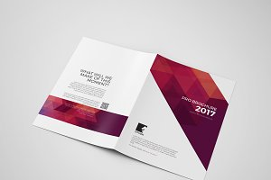 Corporate Bifold Brochure 4 Pages