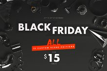 Black Friday - Custom Scene Bundle