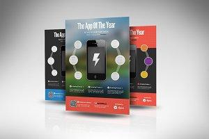 Apper - Mobile App Flyers