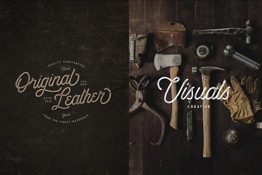 Anchorage Script Typeface in Display Fonts - product preview 6