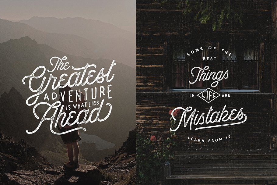 Anchorage Script Typeface in Display Fonts - product preview 3
