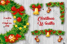 Christmas Decoration Wreaths