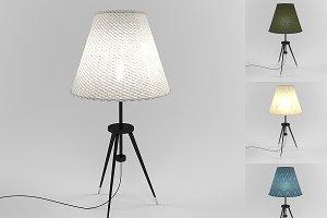 Feiteceiria floor lamp by inDahouze