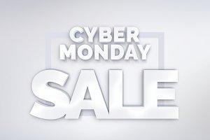Cyber Monday Sale - Social Formats