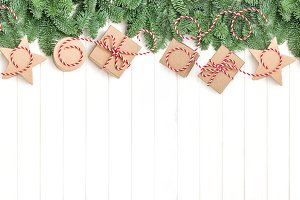 Christmas holidays banner