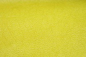 Background of yellow leather