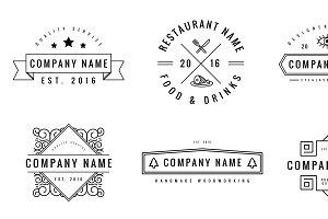 Artisanal Logo Template