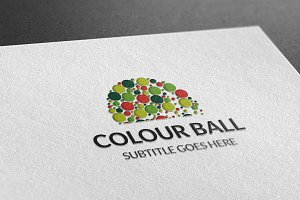 Colour Ball Logo