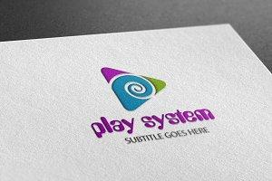 Play System Logo