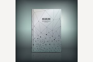 Abstract Brochure Cover