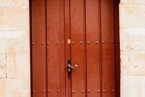Beautiful old door
