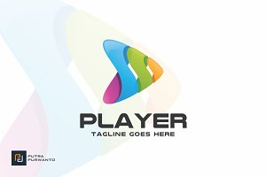 Player - Play Logo